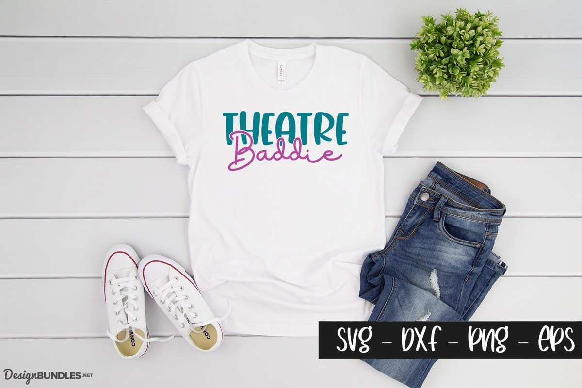 Theatre baddie - Theatre quotes example image 1
