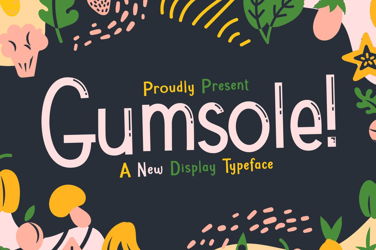 Gumsole example image 1
