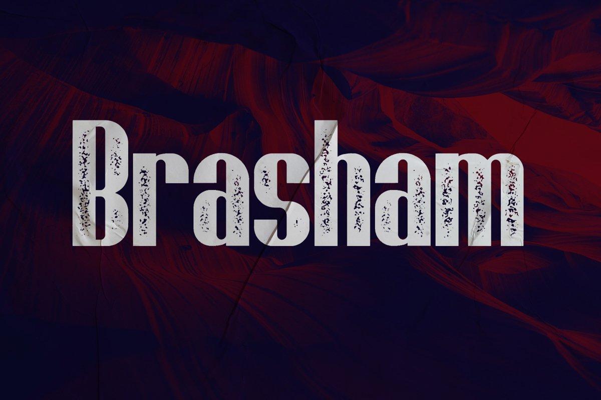 Brasham example image 1