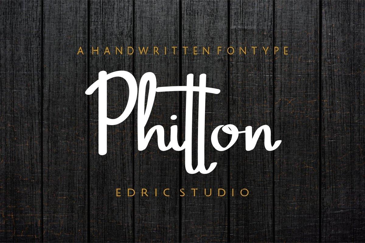 Phitton example image 1