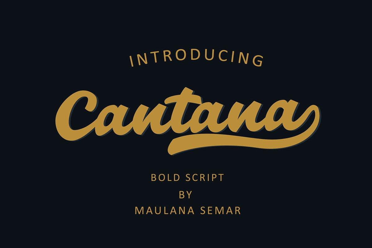 Cantana example image 1