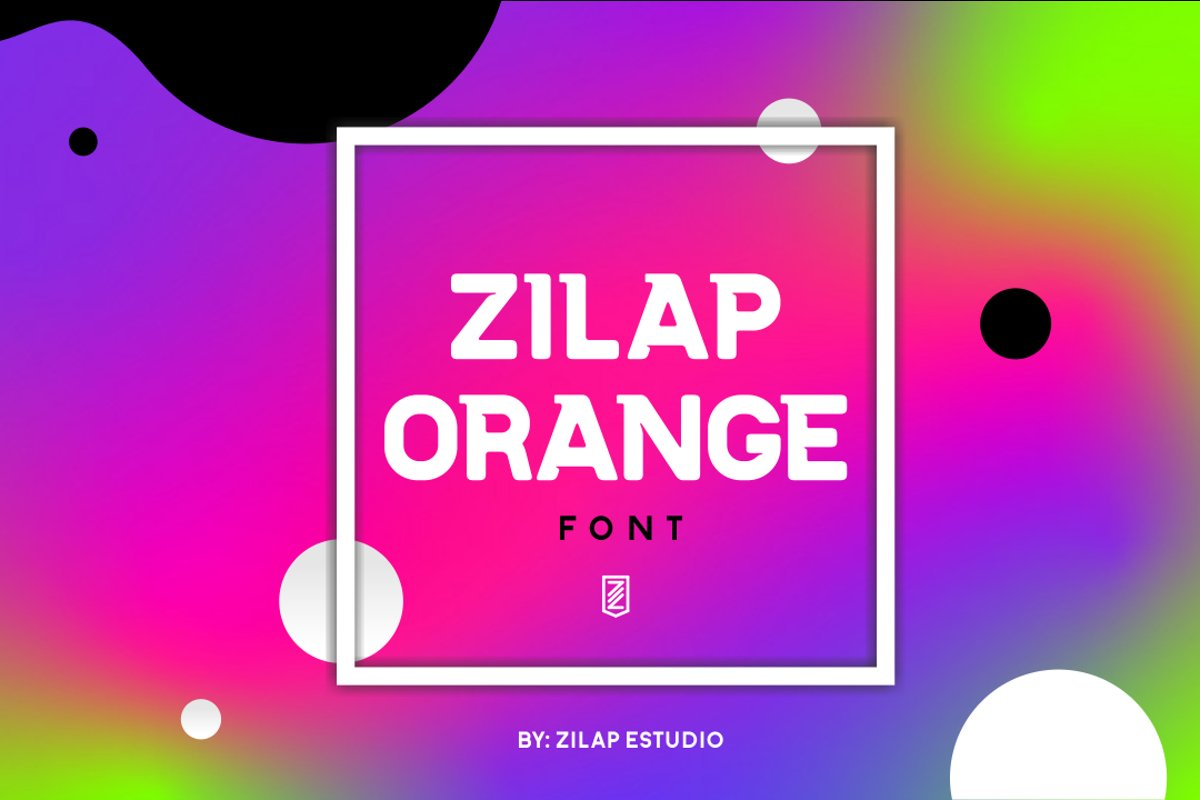 Zilap Orange example image 1