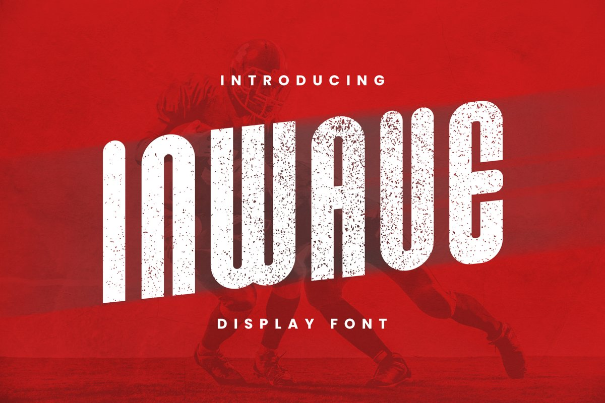 Inwave Font example image 1