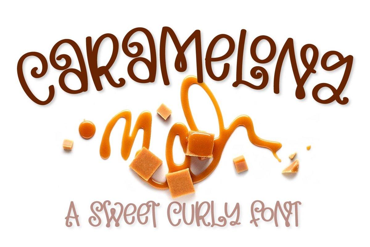 Caramelong example image 1