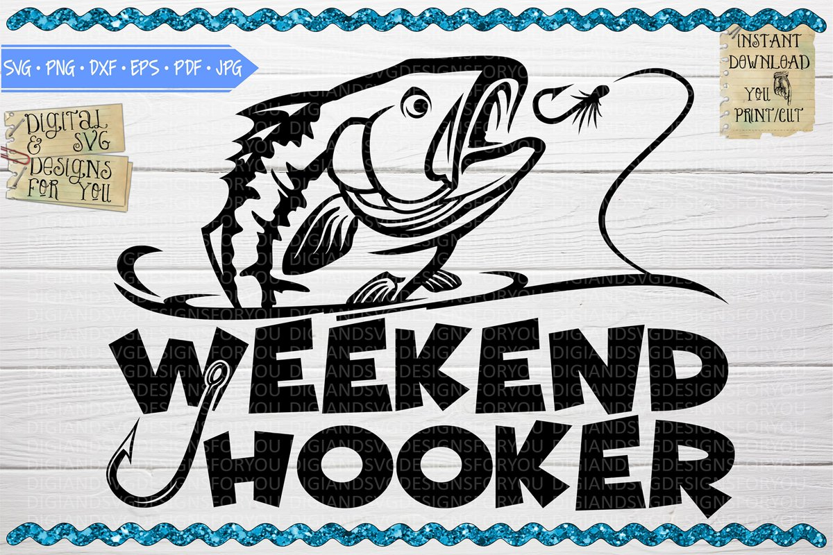 Weekend Hooker example image 1