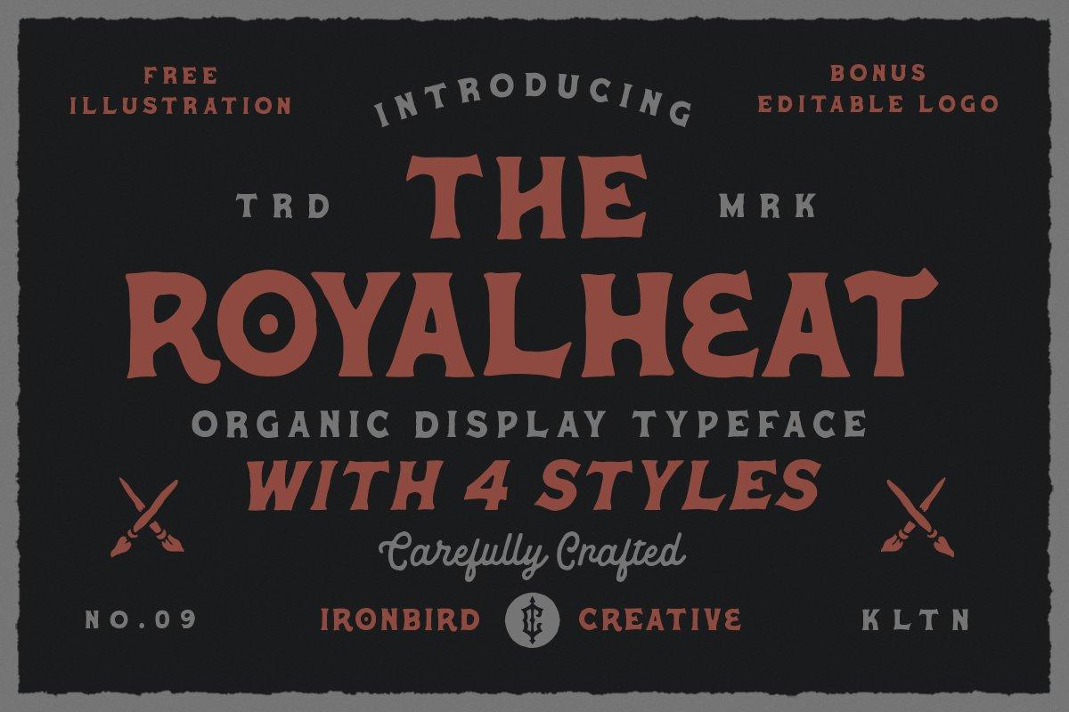 The Royalheat & Extras example image 1