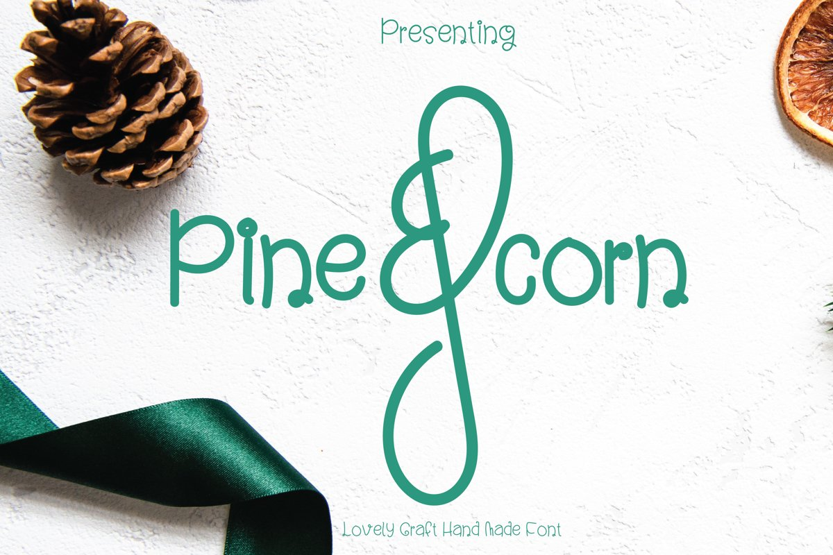 Pine & Corn - A Cute Love Story example image 1