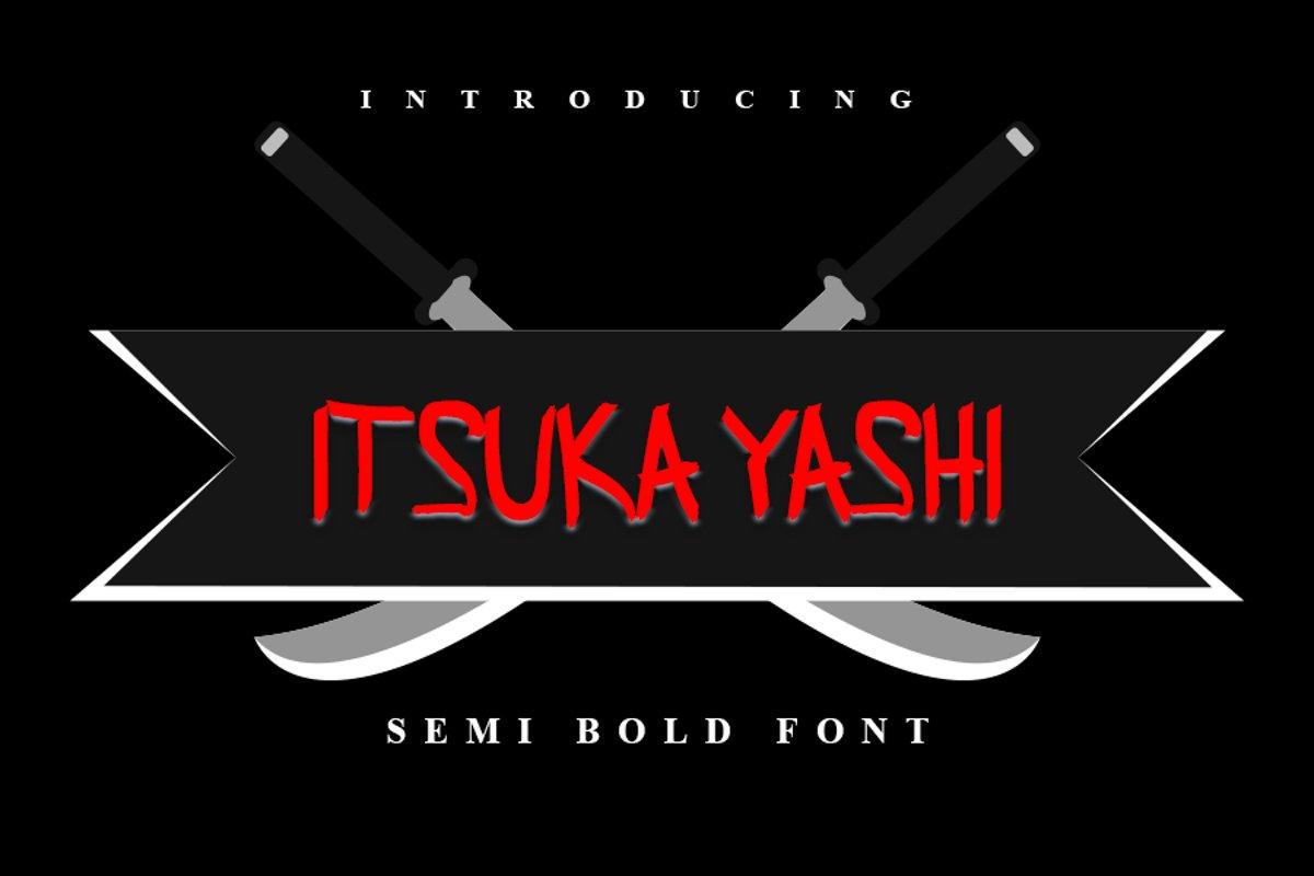 Itsuka Yashi example image 1