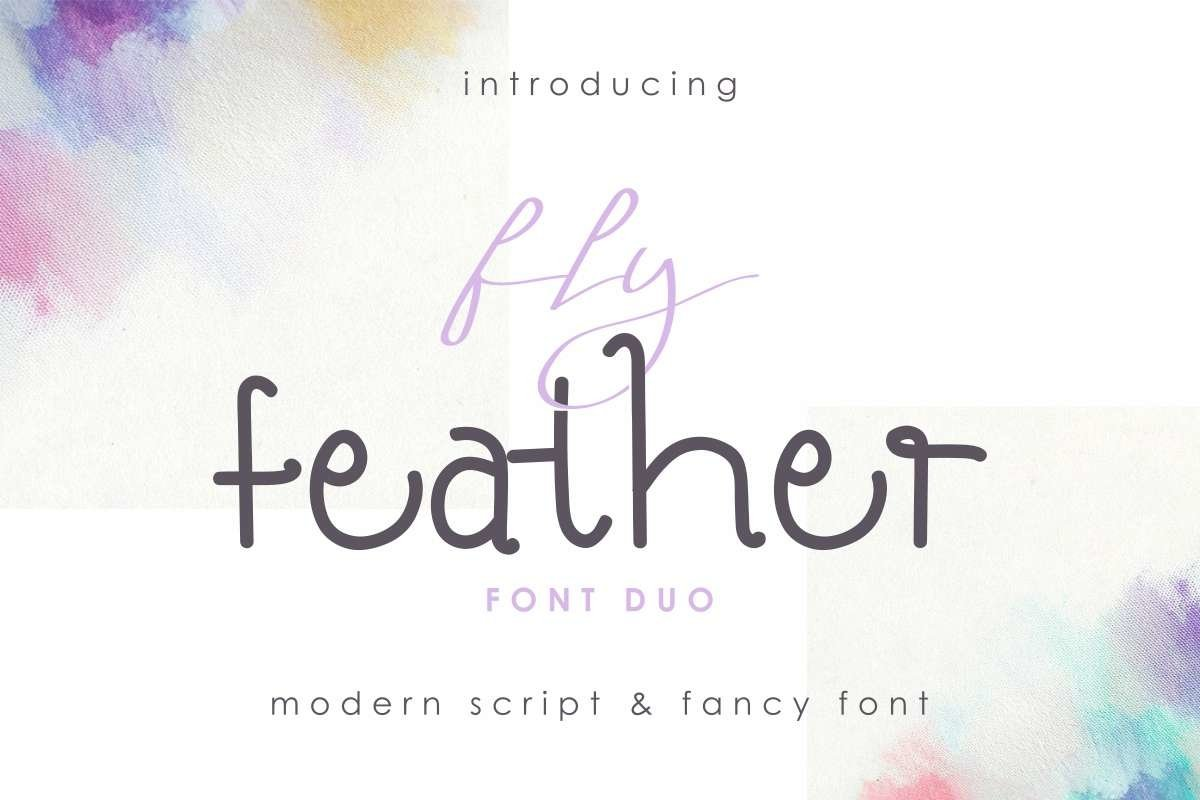 fly Feather example image 1