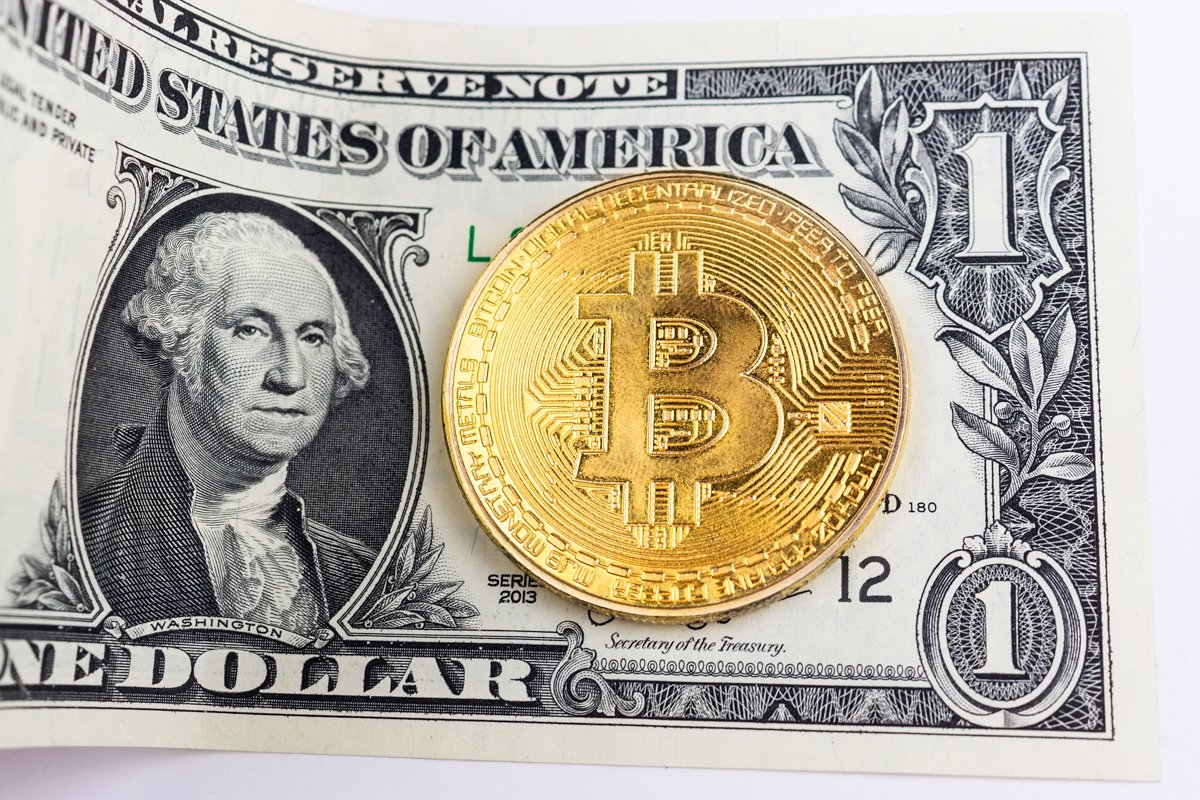 bitcoin and dollar example image 1