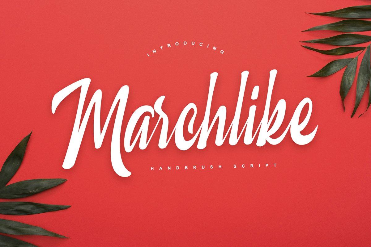 Marchlike example image 1