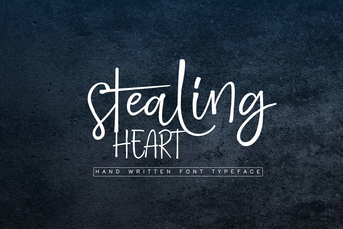 STEALING HEART example image 1