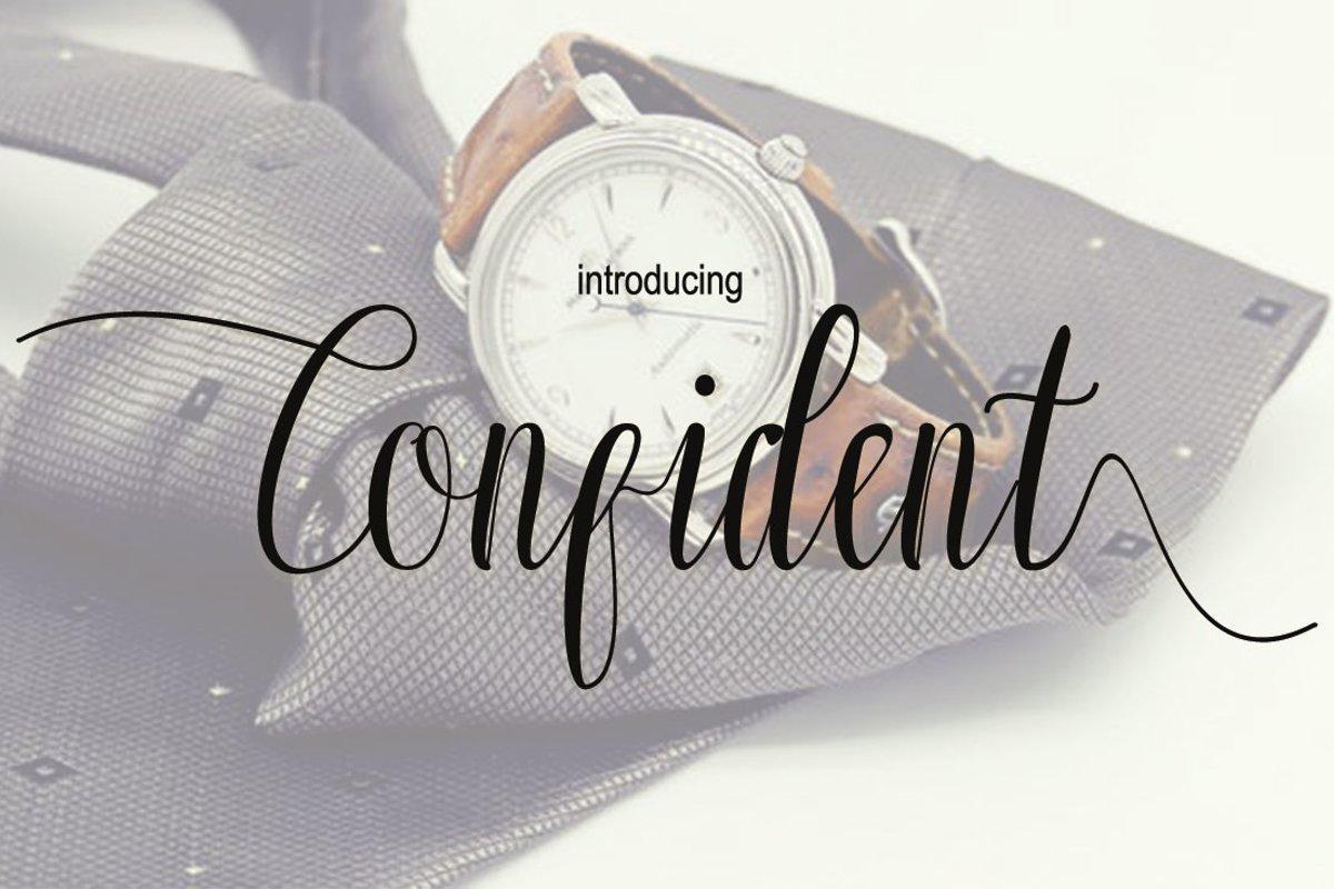 Comfident example image 1
