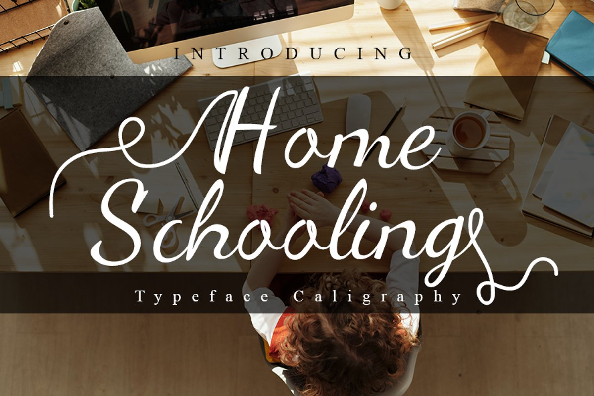 Home Schooling example image 1
