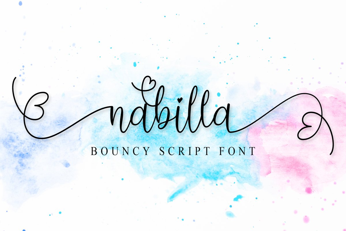 Nabilla example image 1