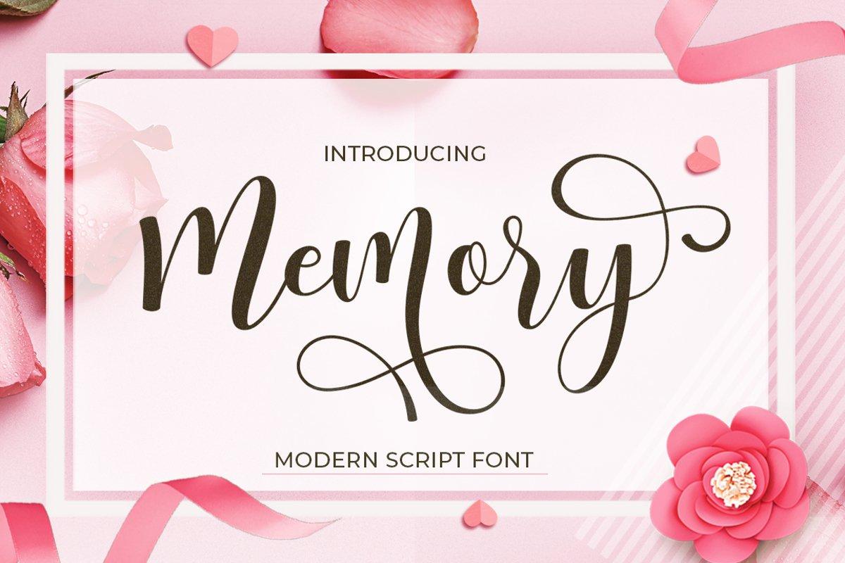 Memory Script example image 1
