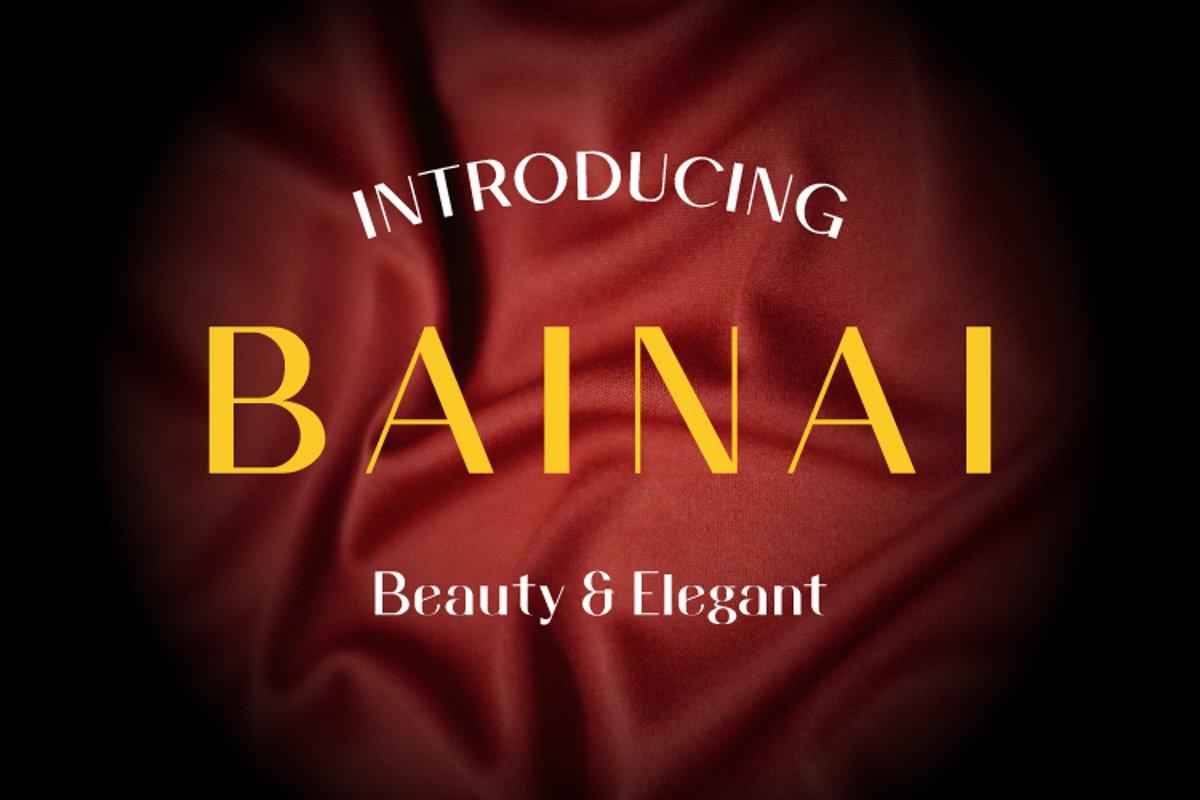 Bainai example image 1