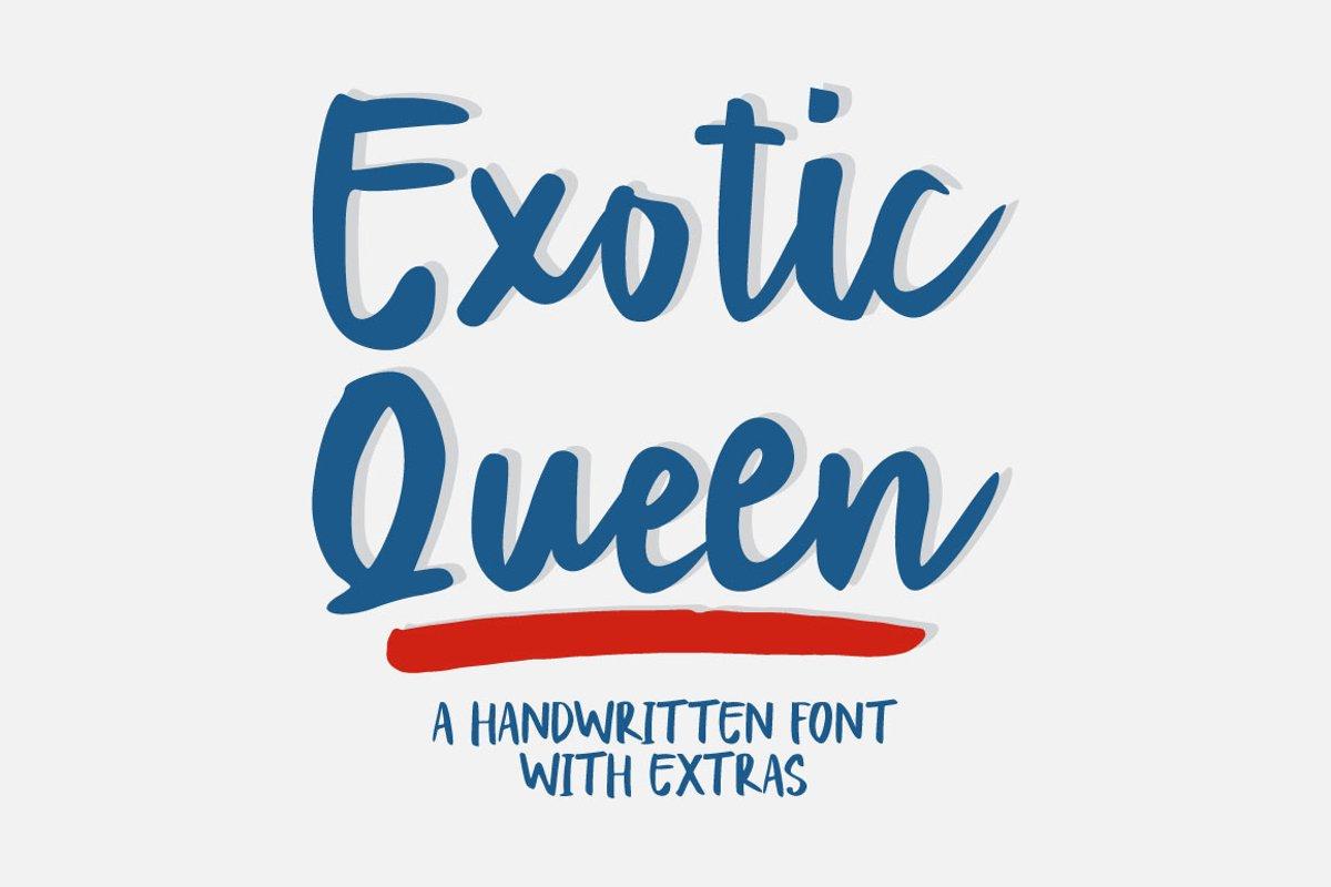 Exotic Queen example image 1