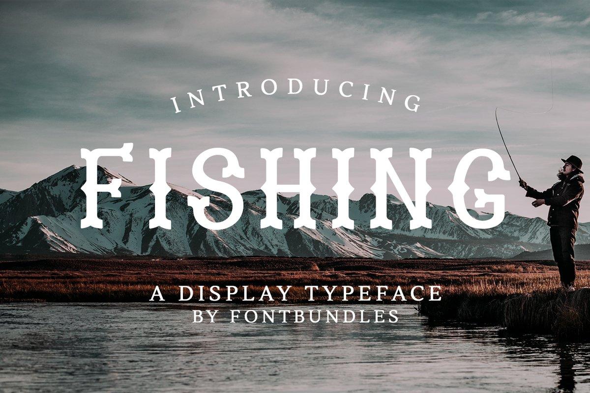 Fishing example image 1