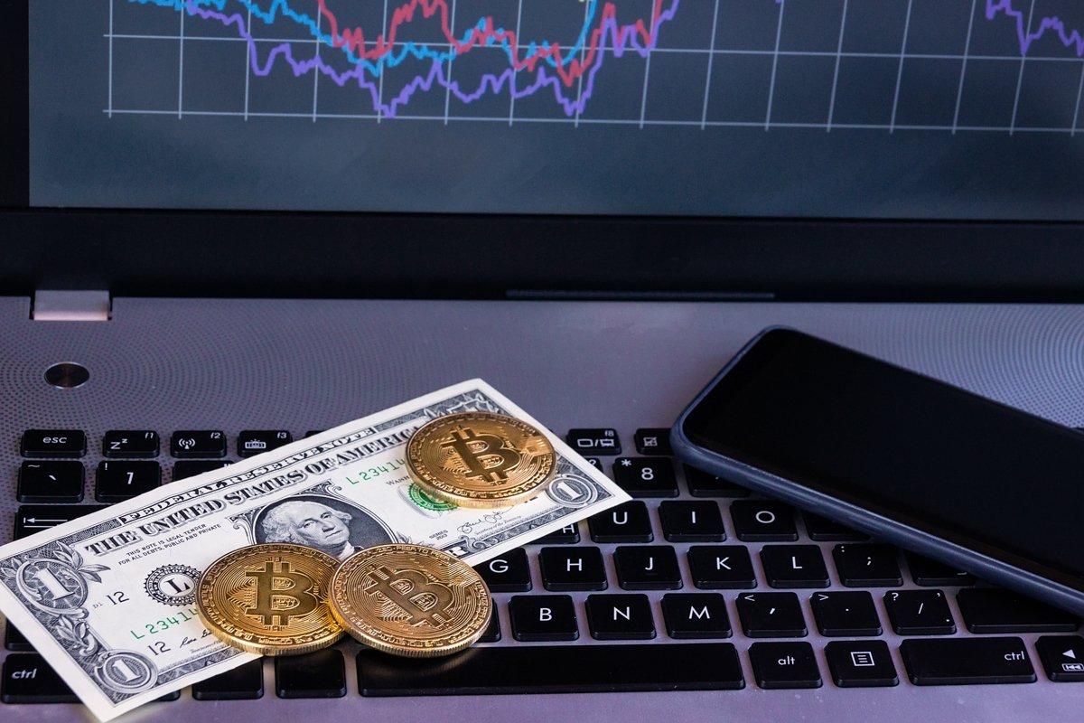 bitcoin laptop chart example image 1