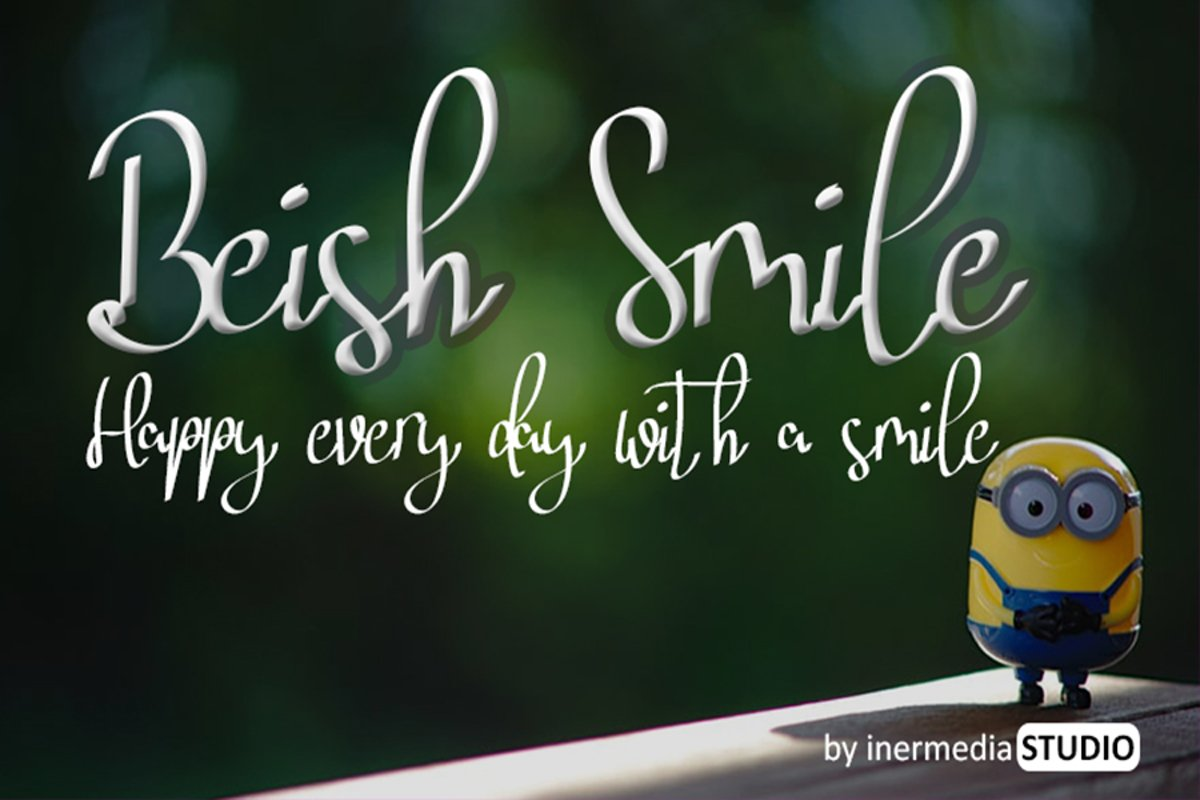Beish Smile example image 1
