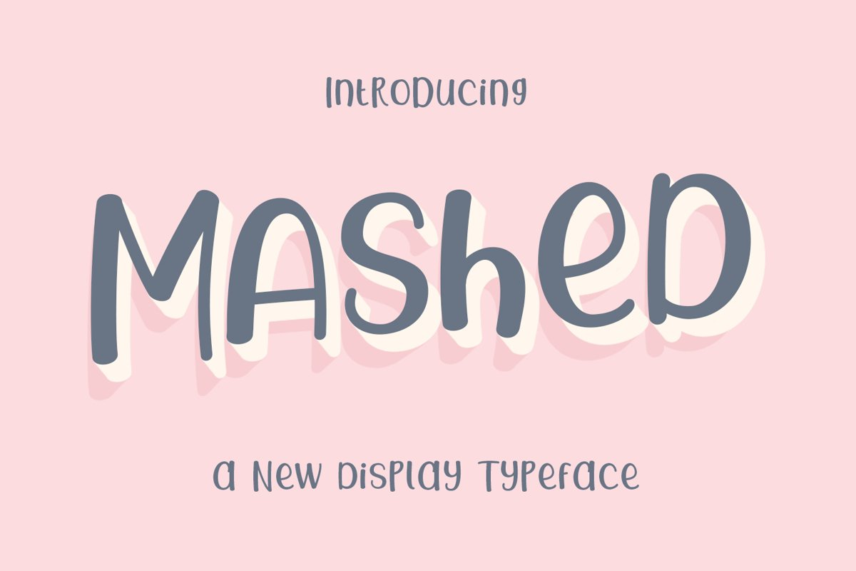 Mashed example image 1