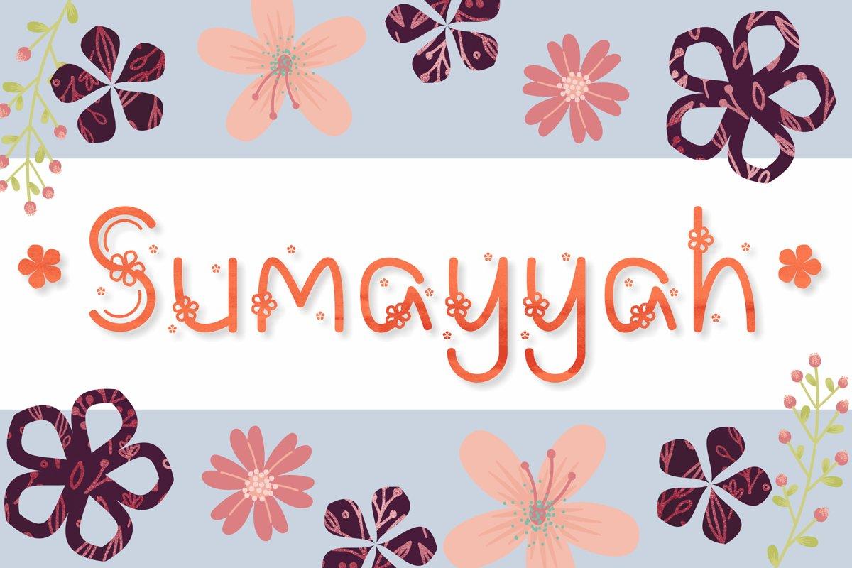 Sumayyah example image 1