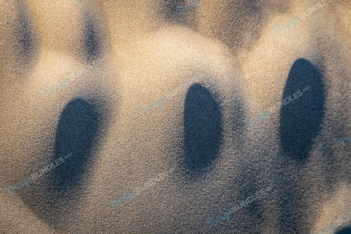 Stock Photo - Sand Structure example image 1