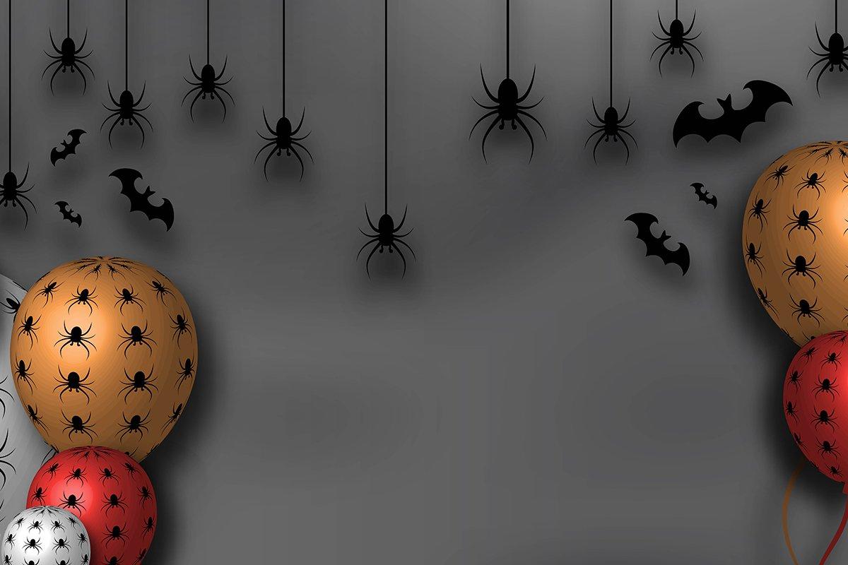 Happy Halloween Background example image 1