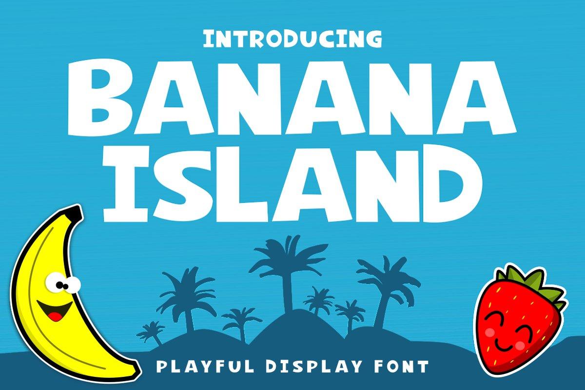 Banana Island example image 1