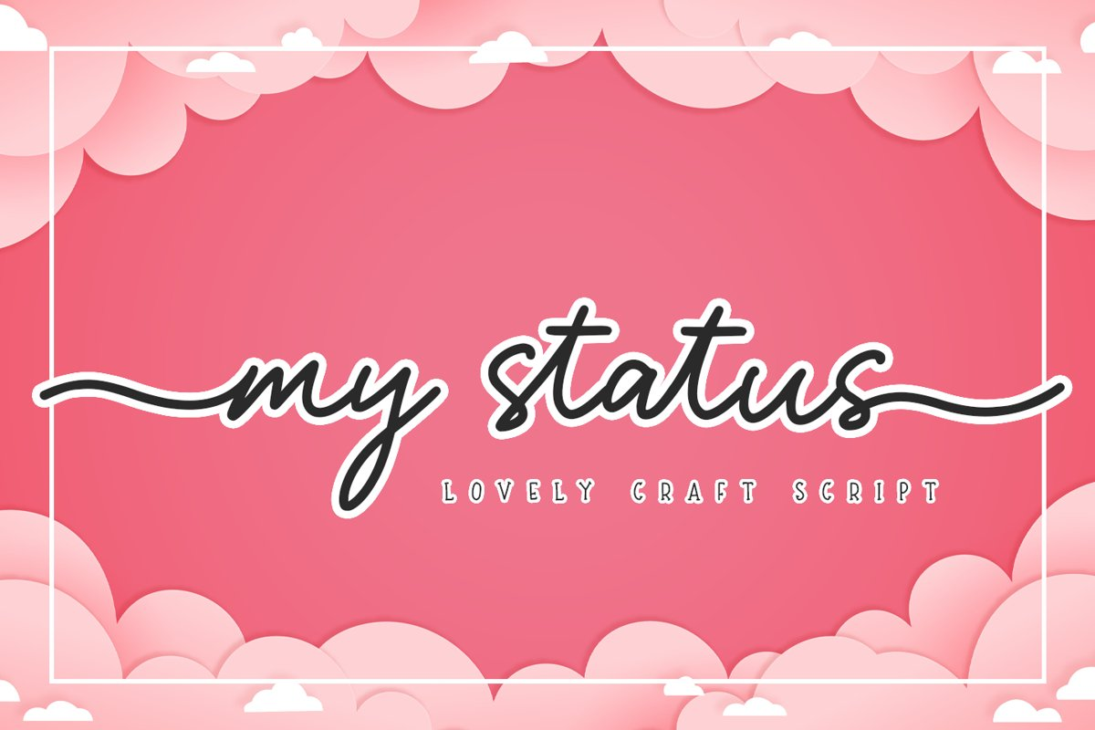My Status -Lovely Craft Script- example image 1