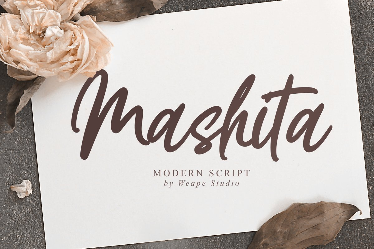 Mashita example image 1