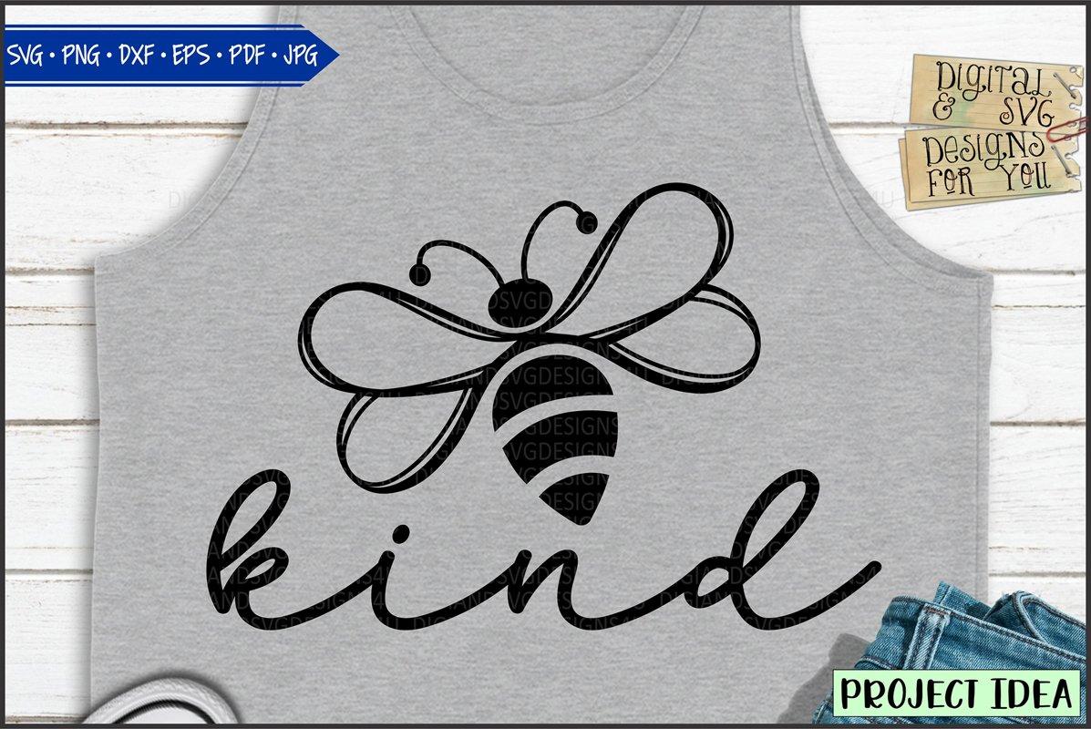 Be kind - Bee kind example image 1