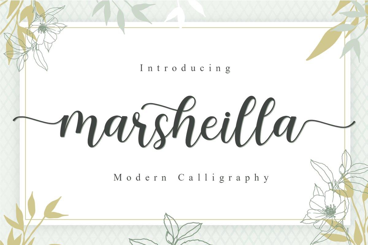 Marsheilla example image 1