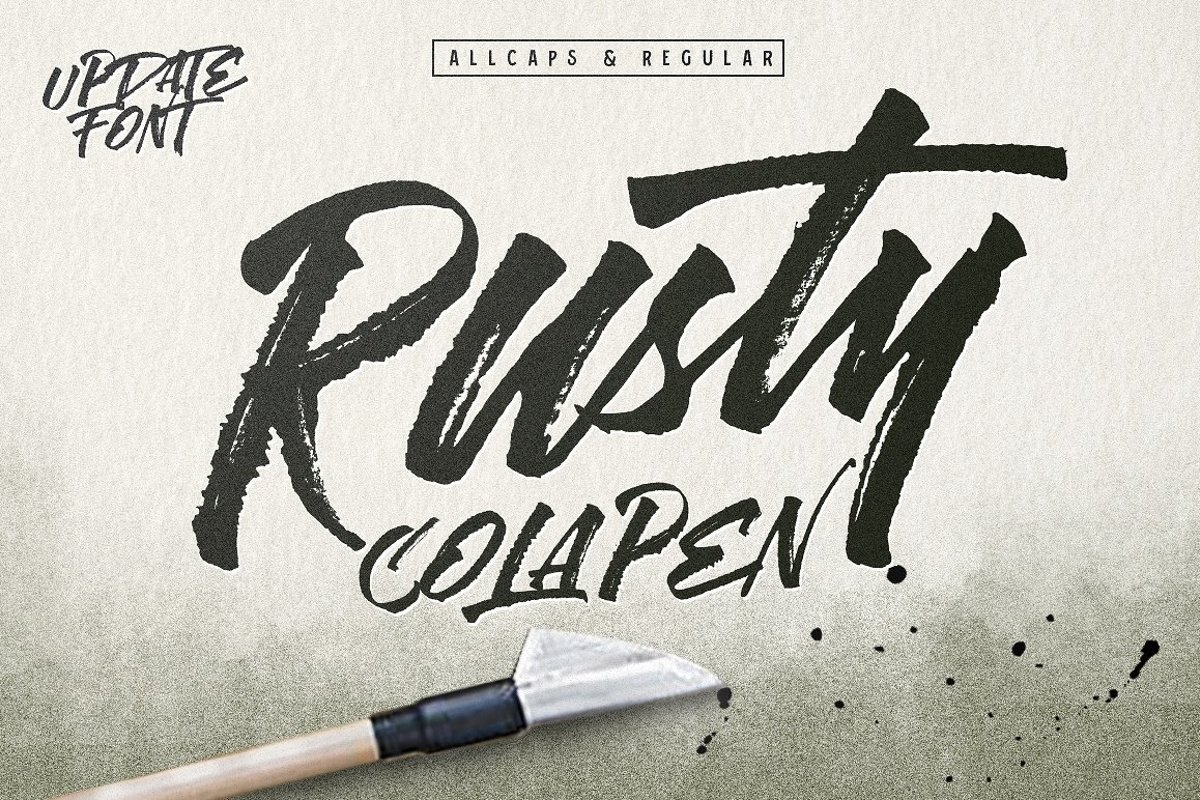 Rusty Cola Pen example image 1