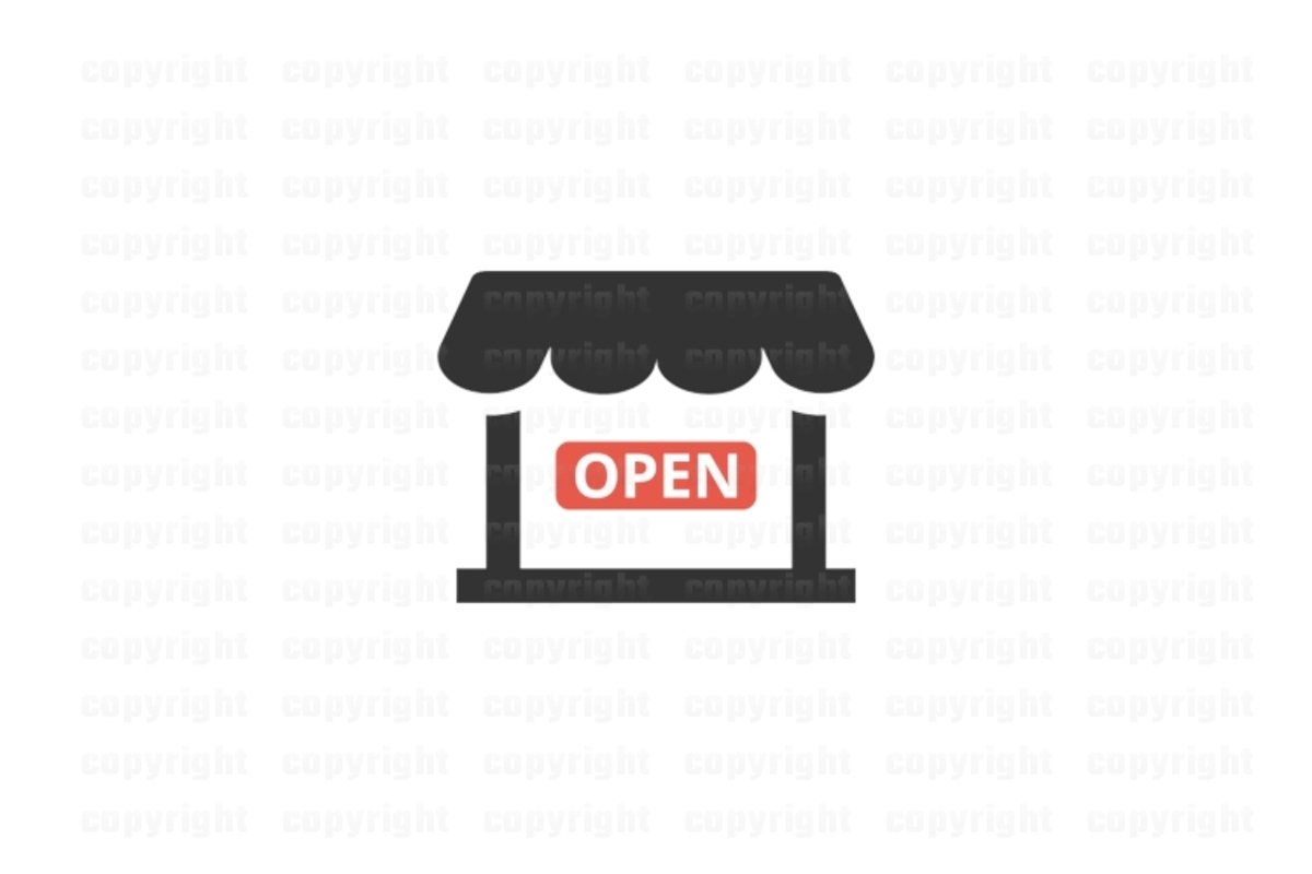 Shop Open example image 1