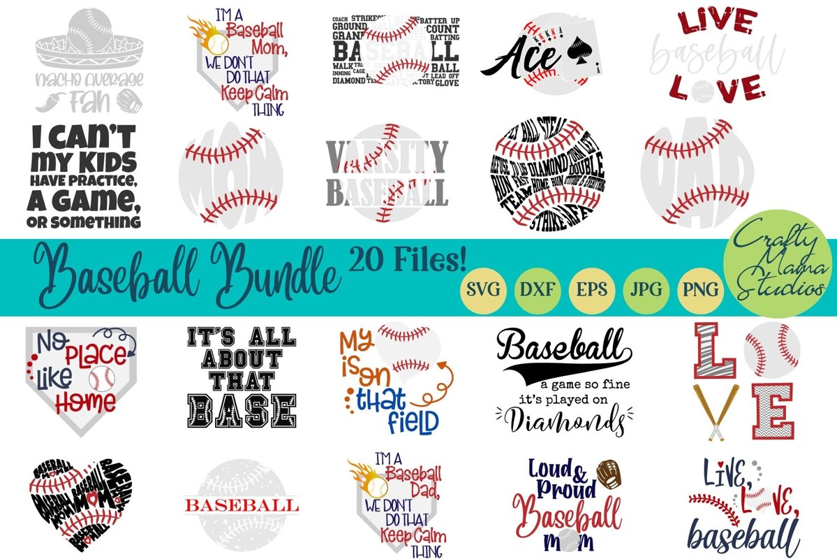 Download Baseball Svg Baseball Love Svg Ball Svg Baseball Mom Png 697948 Cut Files Design Bundles
