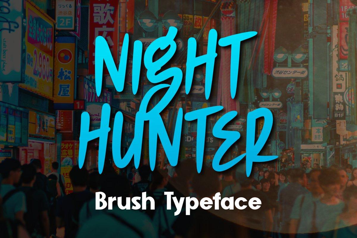 Night Hunter example image 1