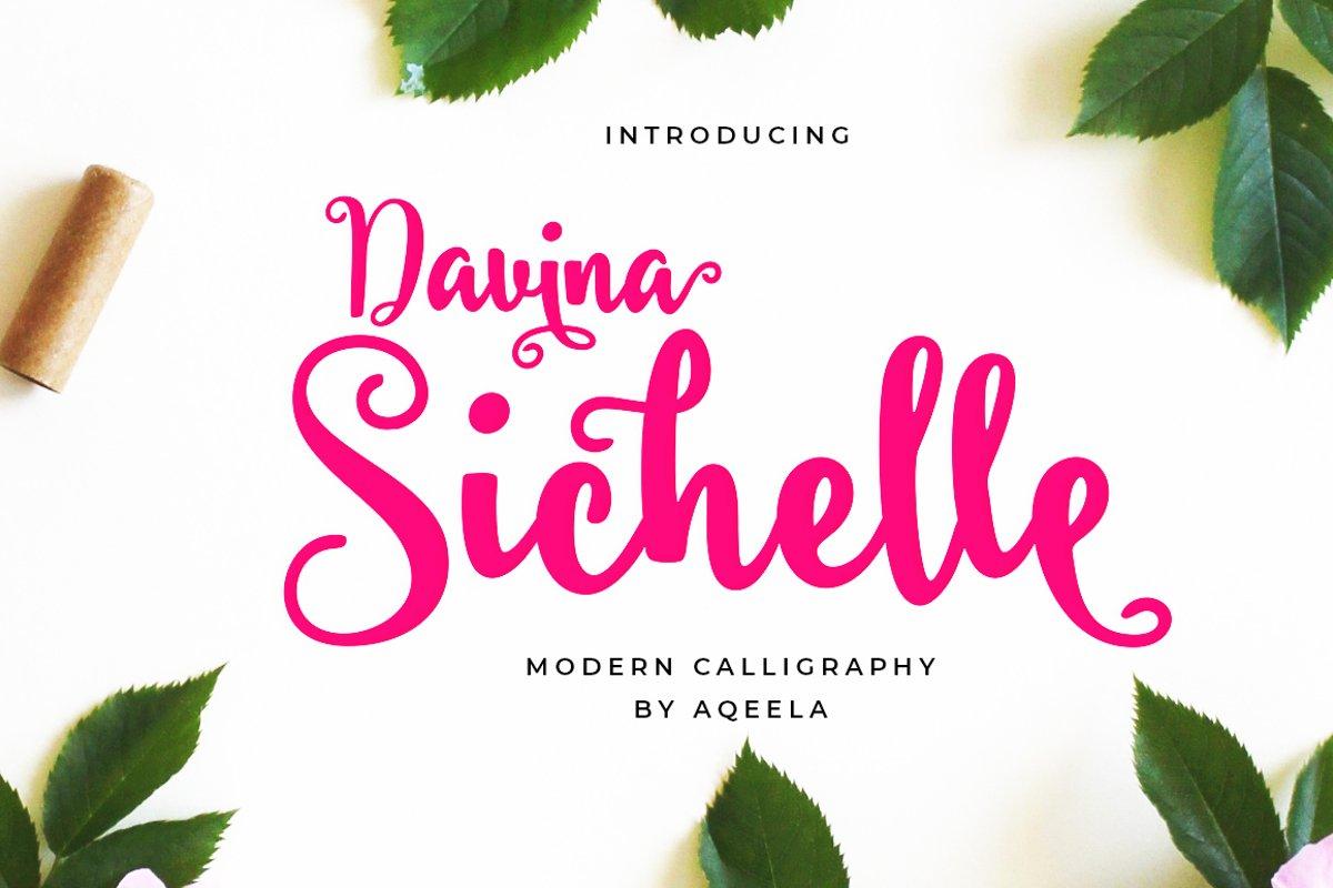 Davina Sichelle example image 1