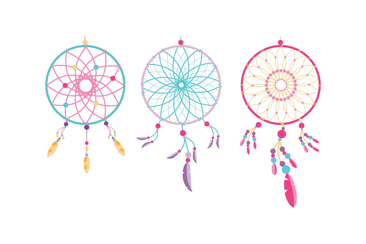Dreamcatcher Illustrations example image 1
