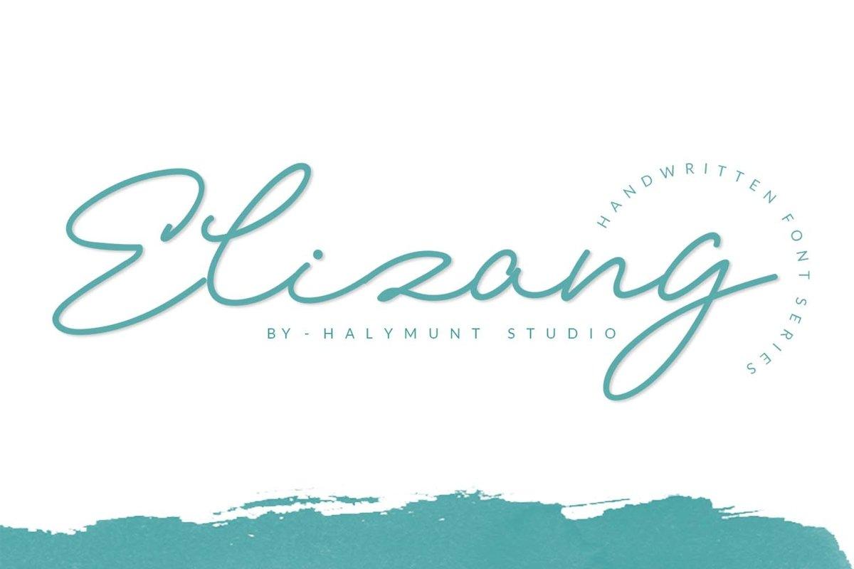 Elizany Handwritten example image 1