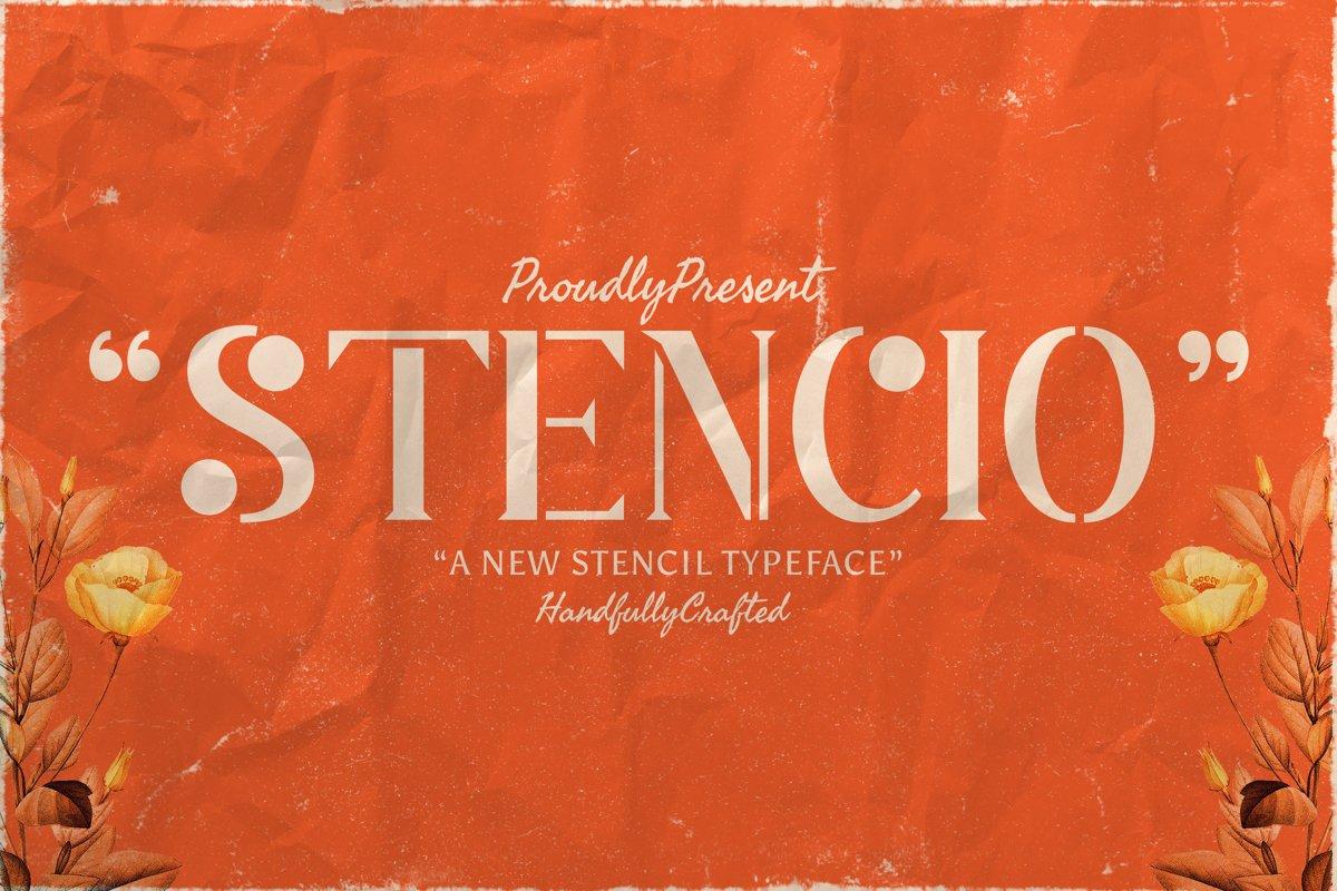 Stencio example image 1