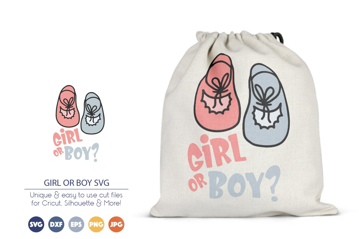 Baby SVG | Boy or Girl SVG example image 1