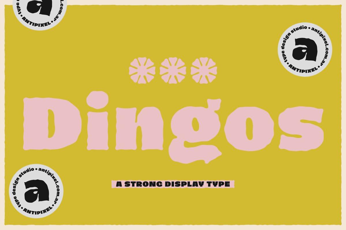 Dingos example image 1