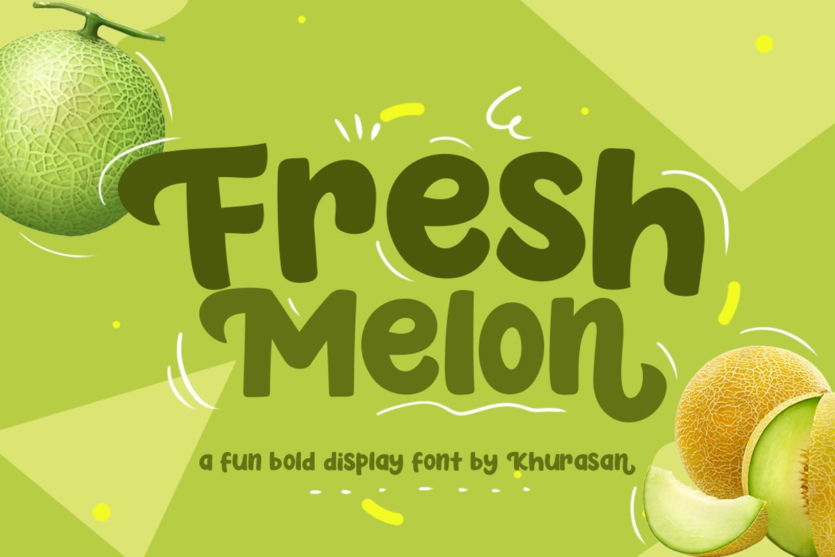 Fresh Melon example image 1