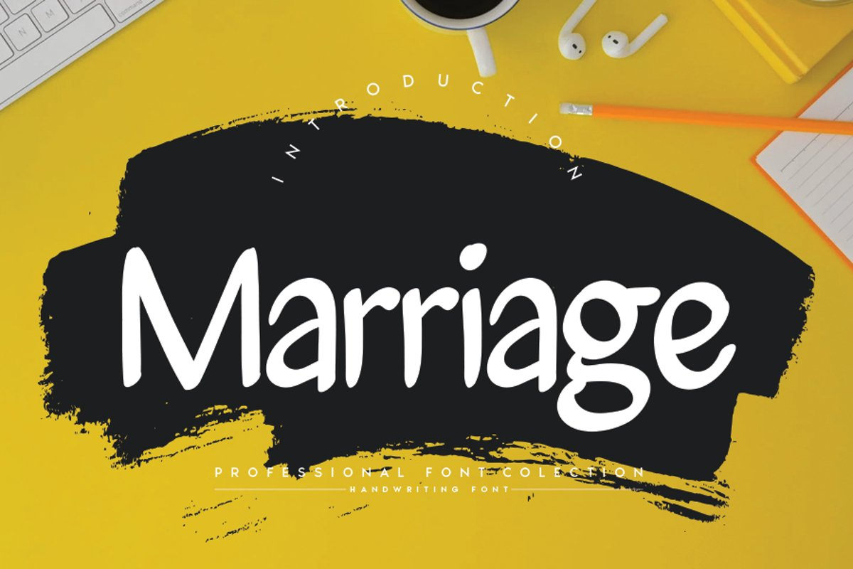 Marriage example image 1