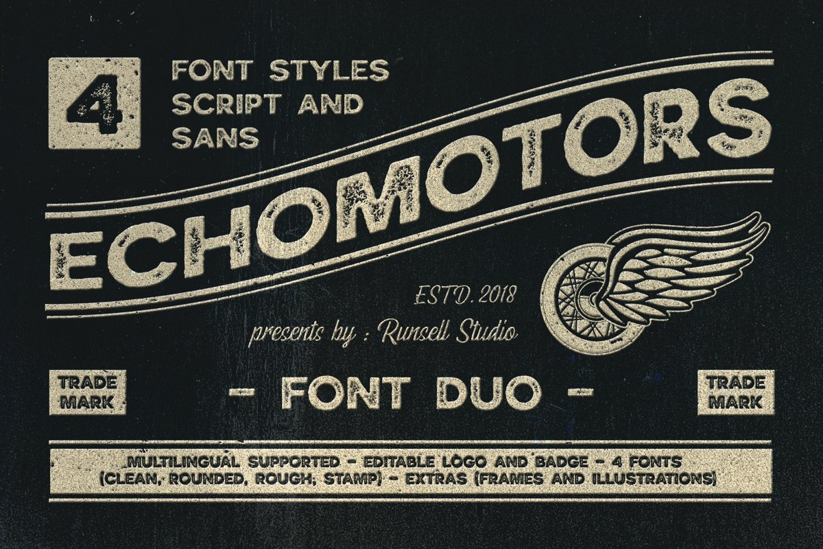 Echomotors example image 1