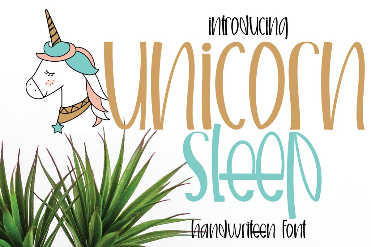 Unicorn SleeP example image 1