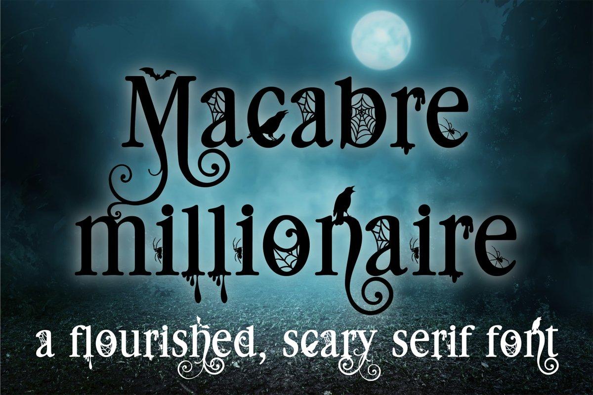 PN Macabre Millionaire example image 1