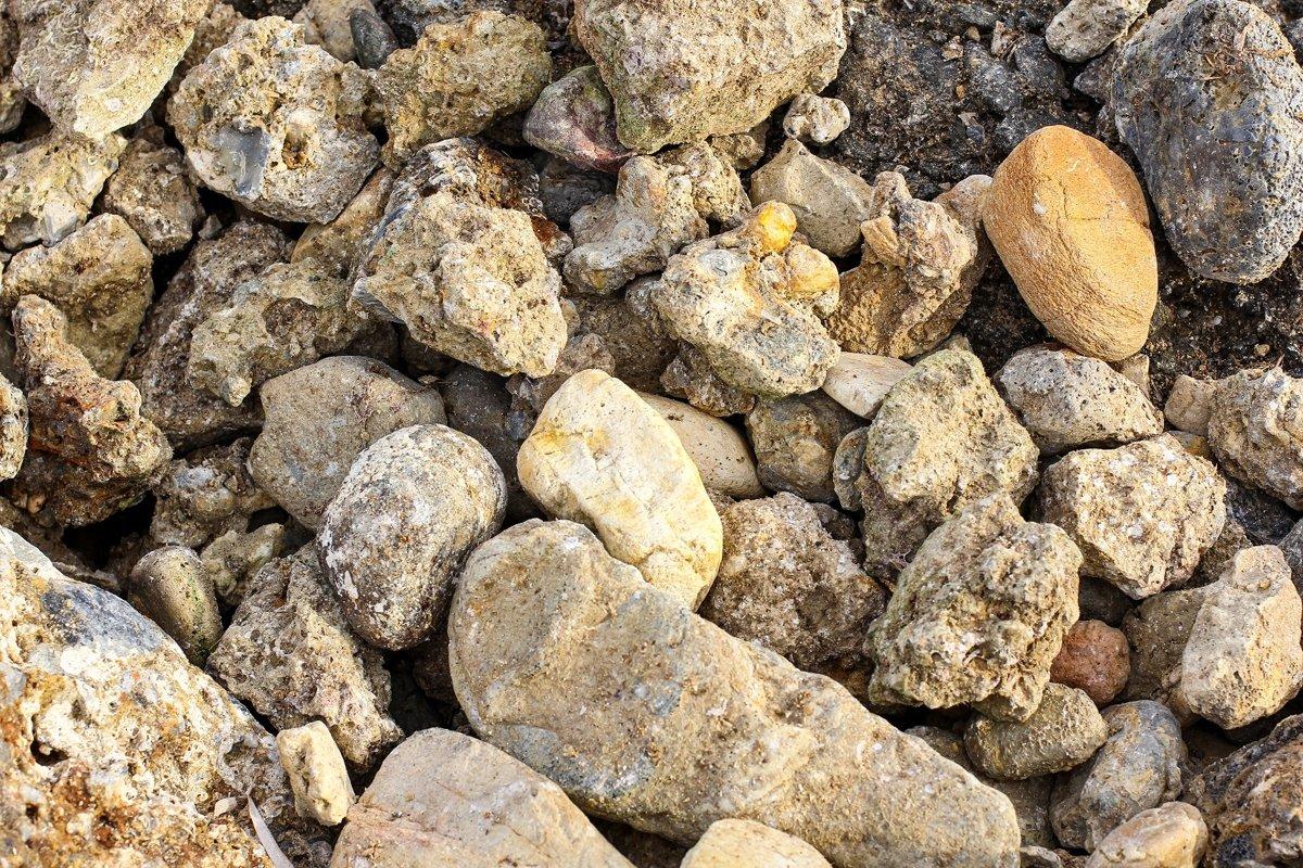 Sea stone pattern example image 1